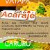 Aviso de Sueli do Acarajé, em Mairi-BA