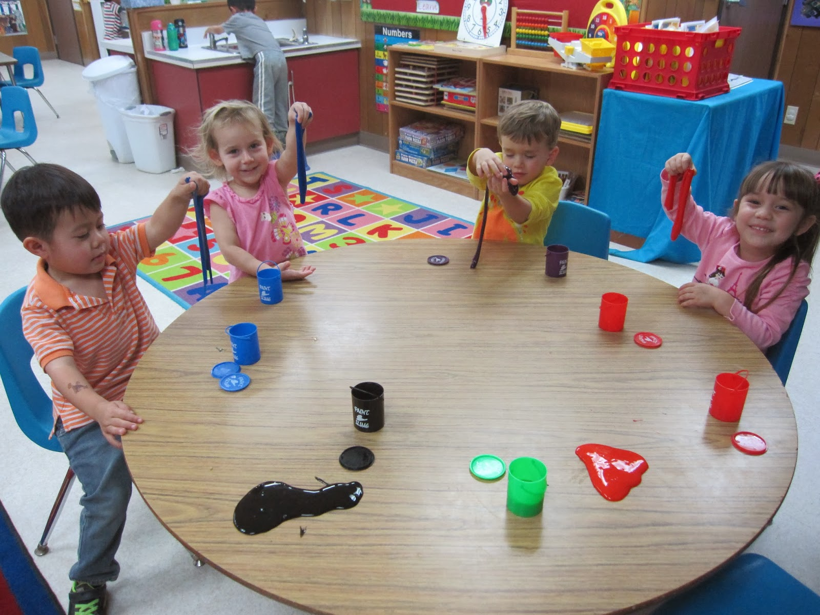 Preschool For Rookies Five Senses Touch