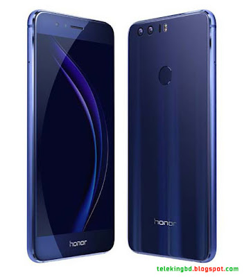 Huawei Honor 8 Android Phone Specification & Price In Bangladesh