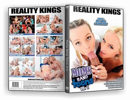 CAPA DVD – Moms Bang Teens 31 xxx 2019 – ISO