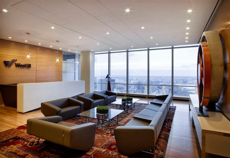 The Office Furniture Blog At OfficeAnything.com: Office Lobby Showcase: Modern Welcoming Areas
