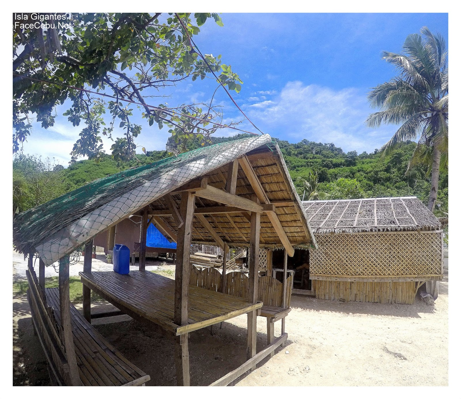 how to get there isla gigantes from cebu