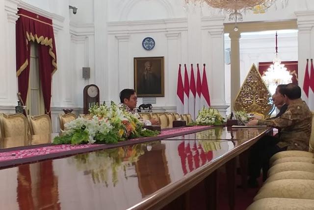 Datang ke Istana, CEO Bukalapak Minta Maaf ke Jokowi