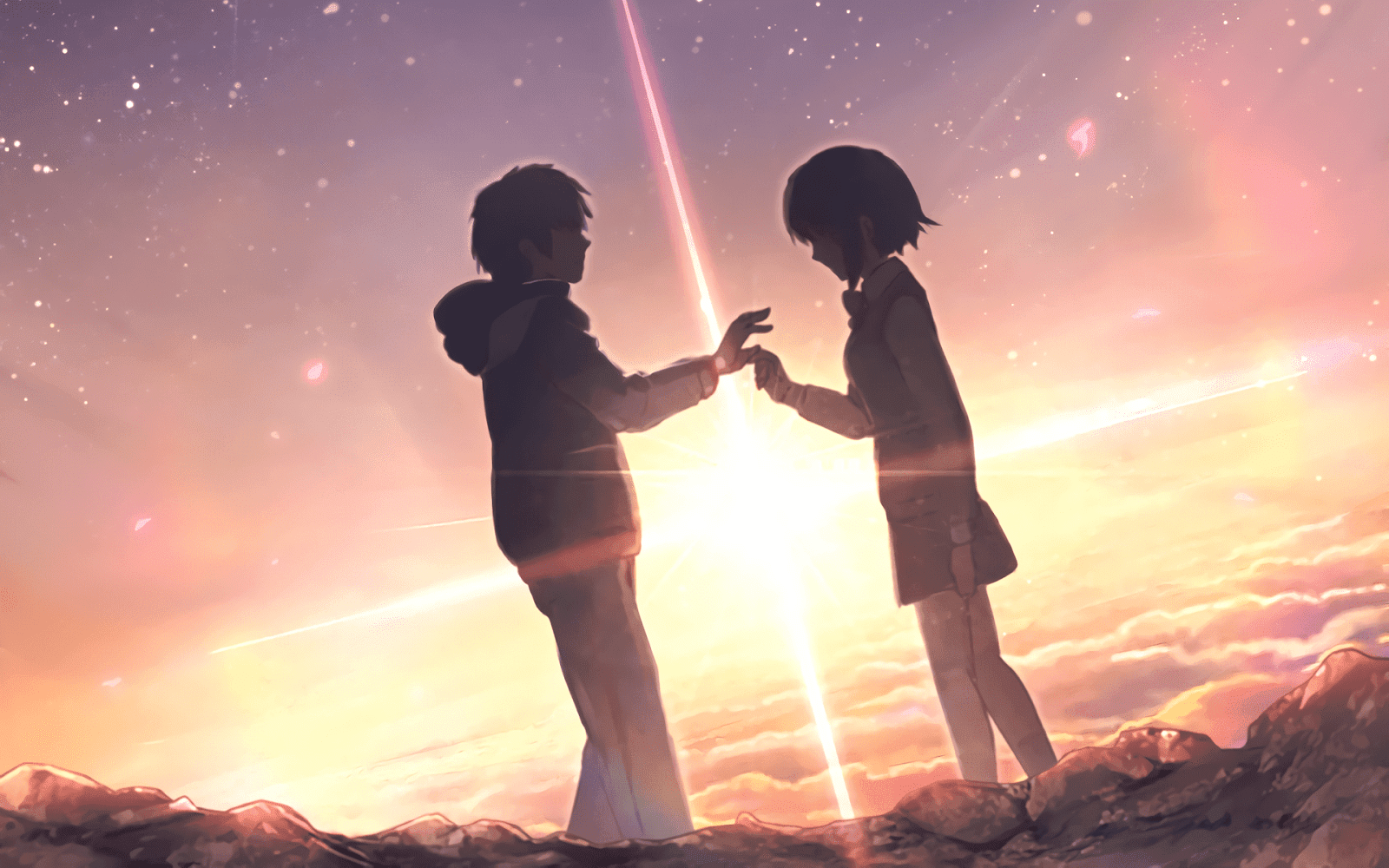 AowVN%2B%25284%2529 - [ Hình Nền ] Anime Your Name. - Kimi no Nawa full HD cực đẹp | Anime Wallpaper