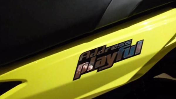 Suzuki Address Playful 2017 Punya 10 Warna dan 6 Fitur Unggulan