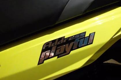Segera Hadir Suzuki Address Playful 2017