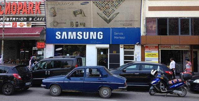 Televizyon Yer Ayağı - Samsung Yetkili Servisi