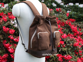 Loren Buck Backpack