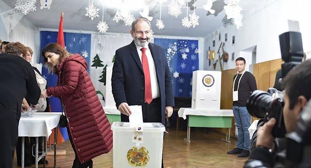 Para la OSCE y PACE las elecciones en Armenia fueron libres