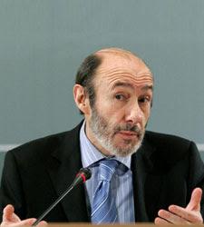 Declaraciones de Rubalcaba sobre el 'caso Faisán'