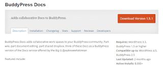 BuddyPress Docs