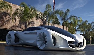 kendaraan masa depan