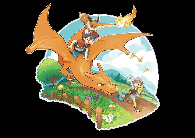 """""""Pokémon: Let¹s Go, Pikachu!"""" y """"Pokémon: Let¹s Go, Eevee!"""""""