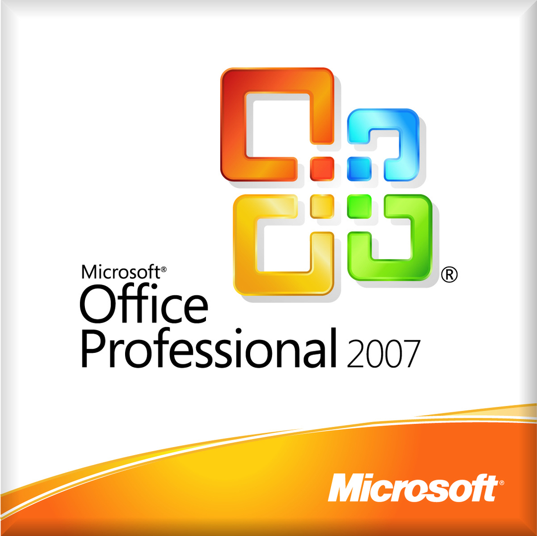 microsoft office pro plus 2007