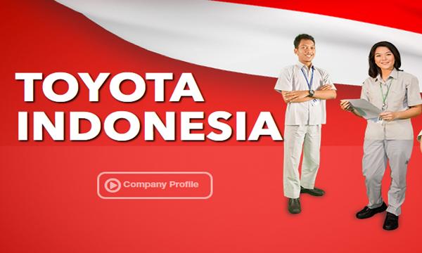 Ayokerja.id - PT Toyota Motor Manufacturing Indonesia