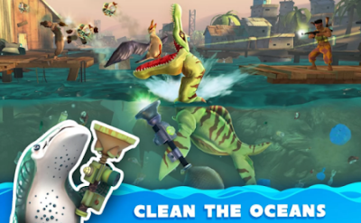 Hungry Shark World Mod Apk Unlimited Money