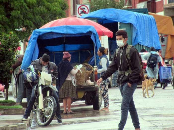 Estudiantes universitarios de Villazón en Sucre quieren retornar a sus hogares
