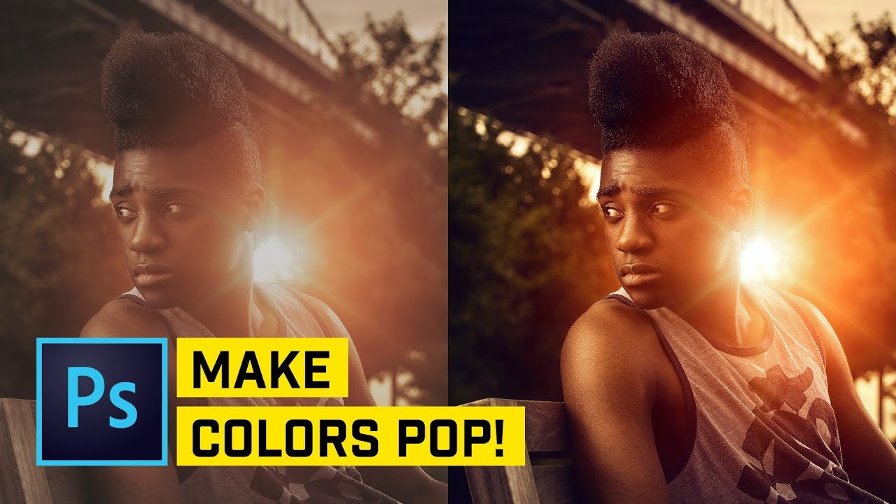 Five Ways to Make Colors Pop in Photoshop