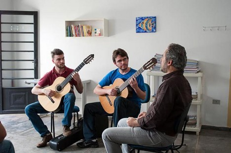 Festival Assad oferece oficinas de música gratuitas em São João, inscreva-se