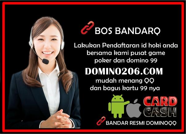 Panduan Main Domino 99 dan qq Online Terbaik Poker V