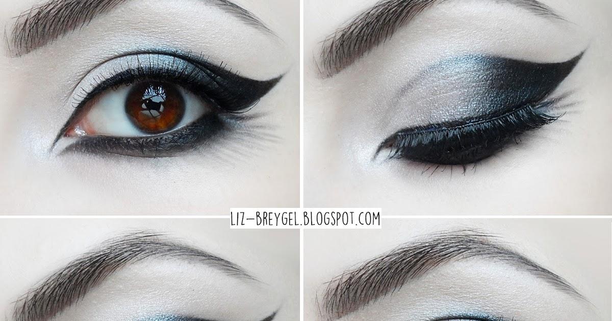 Goth Eye Makeup Tutorial