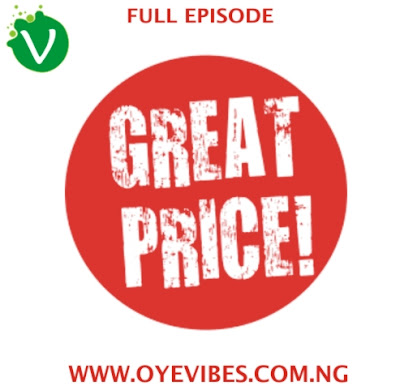 THE GREAT PRICE