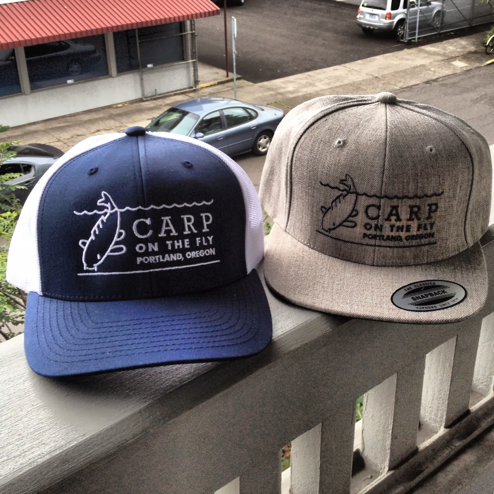 eb1de19c18379 Carp on the Fly  Hats are in!