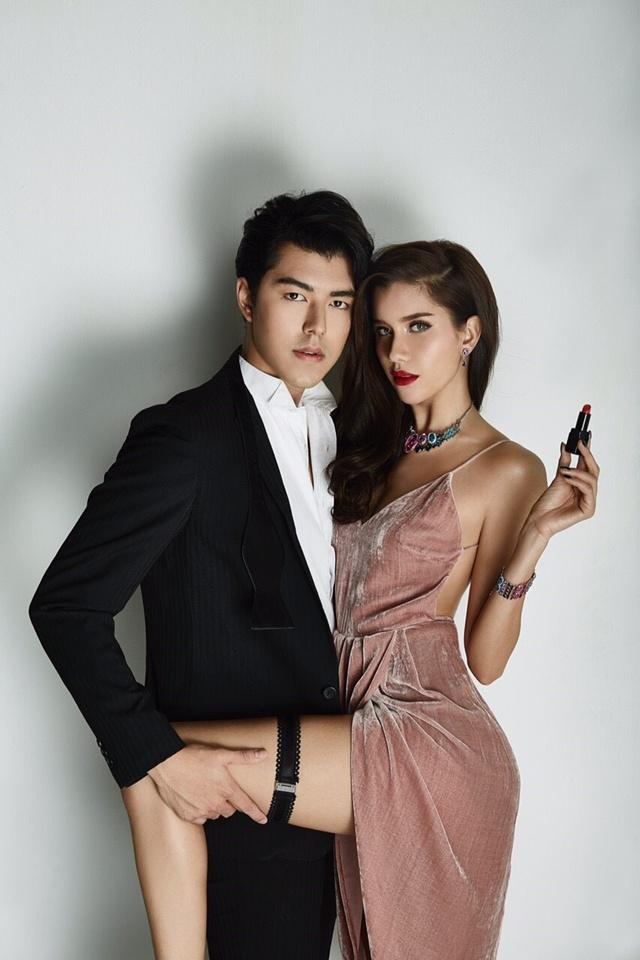 ปู ไปรยา - นาย ณภัทร นิตยสาร Cosmopolitan ฉบับเดือนเมษายน 2016