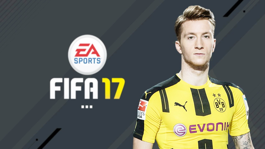 FIFA 17 Startscreen For PES 2017 By amir kaseb