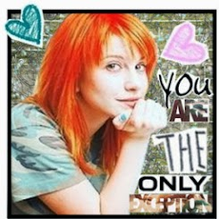 Chord Gitar Paramore - The Only Exception