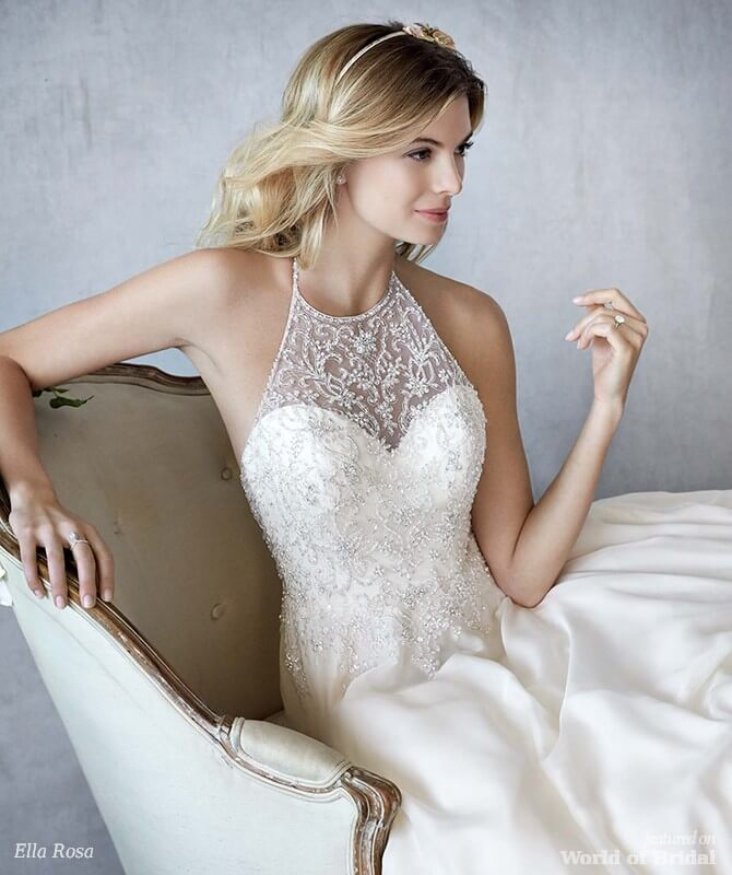 Ella Rosa Spring 2018 Wedding Dresses - World of Bridal