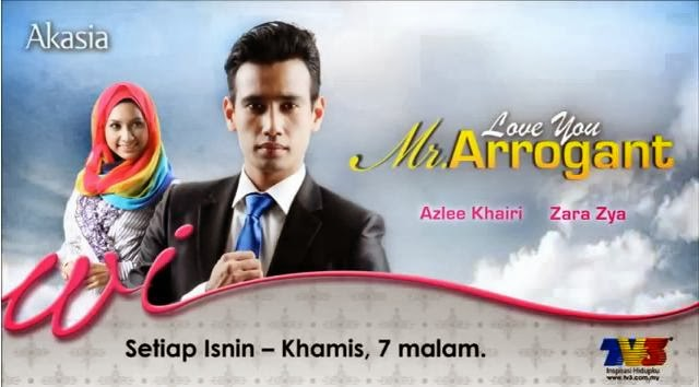 Love U Mr Arang Episod 4
