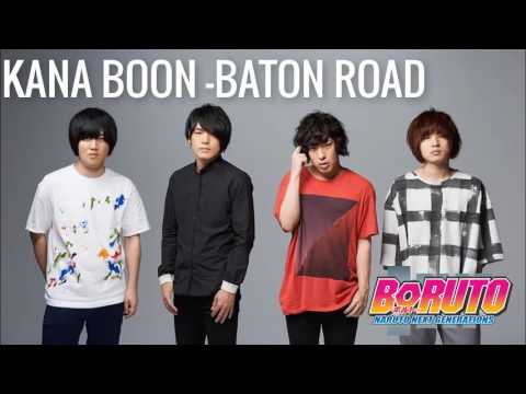 KANA BOON - Baton Road (OP Boruto) MP3 [13 10 MB] - FileMusik24