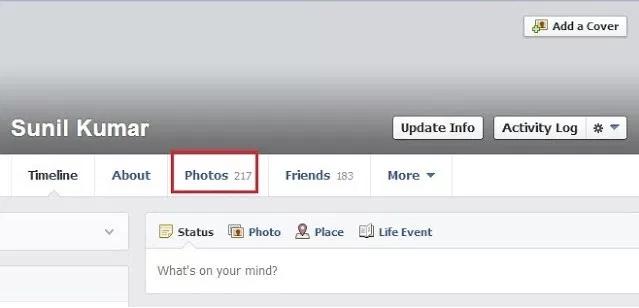 How to delete photos of you on facebook hewarati delete2bmy2bphotos2bon2bfacebook ccuart Image collections