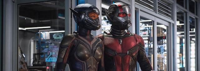 CRITICA | Ant-Man y la Avispa