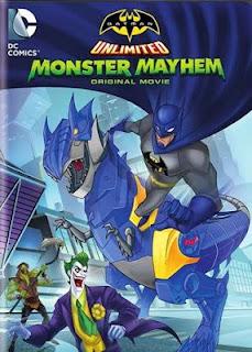 Batman Sin Limites Caos Monstruoso
