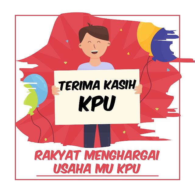 KPU Selesaikan Rekapitulasi Suara di 26 Provinsi, Ini Hasilnya