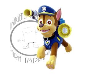 chase el perro policia