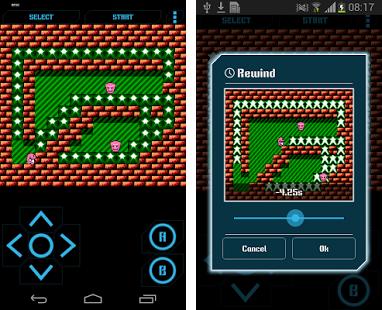 محاكي NES - تطبيق Nostalgia.NES
