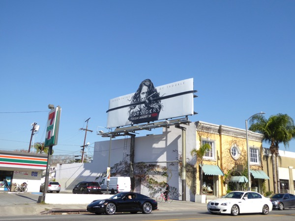 Outsiders season 2 billboard
