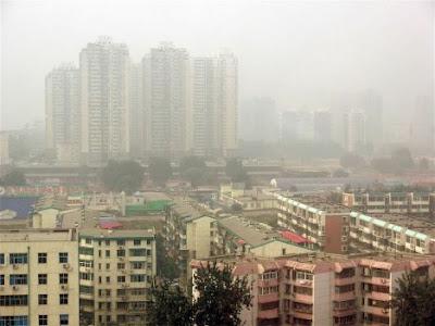 Penyebab dan Bahaya Polusi Udara