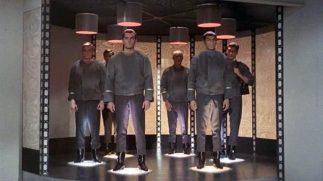 Viajar em Star Trek era possível através de teletransporte, entre outros meios.
