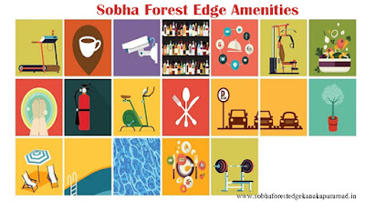 Sobha Forest Edge amenities