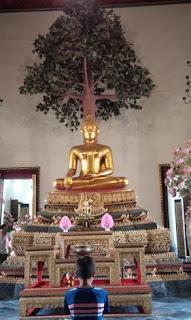 Bangkok, Wat Suthat.
