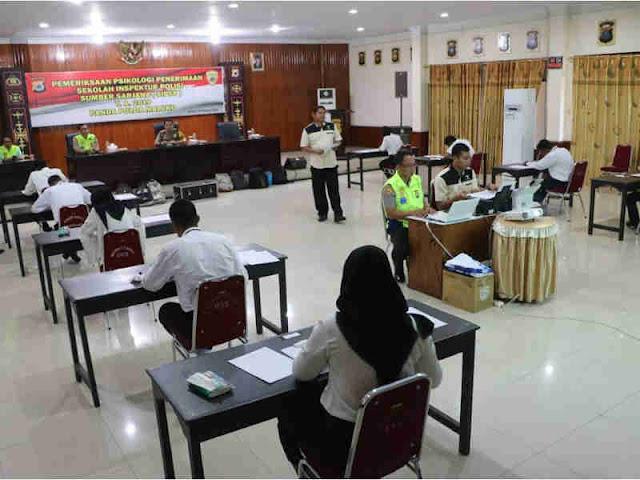 Biro SDM Polda Maluku Periksa Psikologi SIPSS 2019