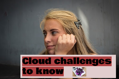 cloud challenges