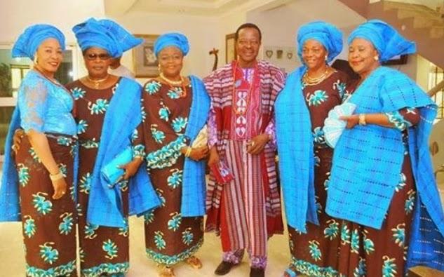 king sunny ade wives