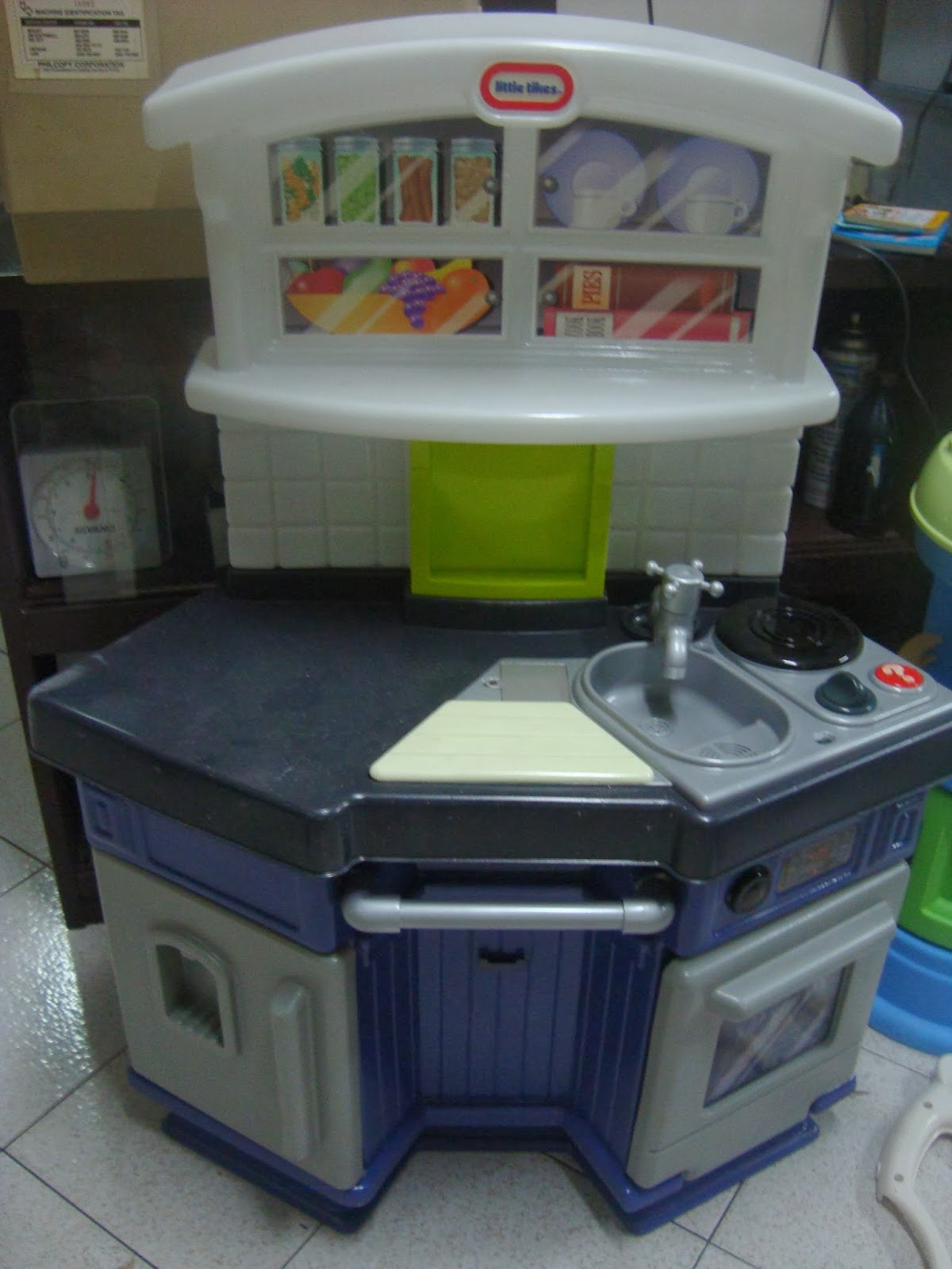 Mommyslove4baby143 Little Tikes Side By Side Kitchen W