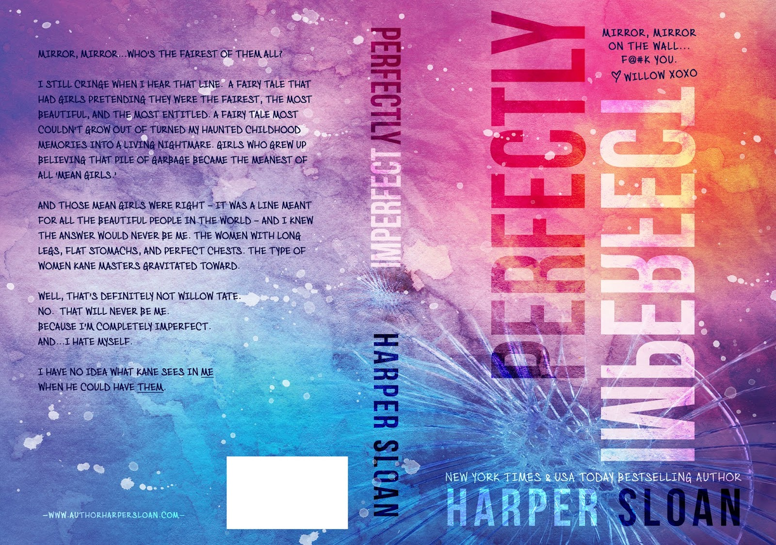 Harper Sloan: Perfectly Imperfect