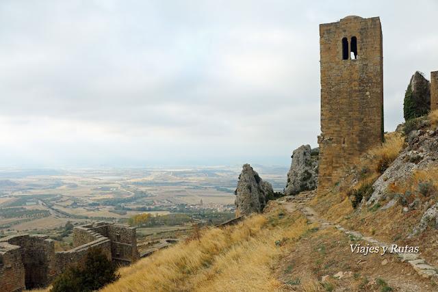 Torre albarrana del Castillo de Loarre, Huesca
